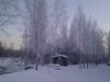 Окуловка зимой